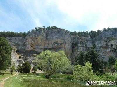 Cañón del Río Lobos  [Día de San Isidro] visitas alrededores de madrid excursiones por guadalaja